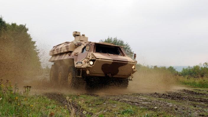 Rheinmetall meistert die Automobilkrise und steigert Ergebnis bei