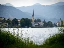 Rottach-Egern: POSKARTENIDYLLE - Impressionen Ortsansicht