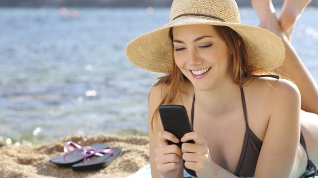 Selfies aus der Sonne - heiße Spur für Einbrecher