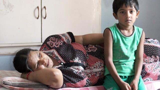 Leihmütter in Indien