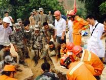 Death Toll Rises In Yunnan Earthquake