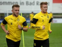 Borussia Dortmund - Bad Ragaz Training Camp Day 2