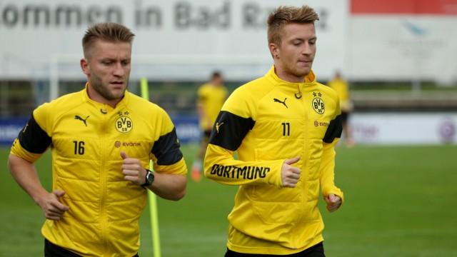Borussia Dortmund - Bad Ragaz Training Camp Day 2