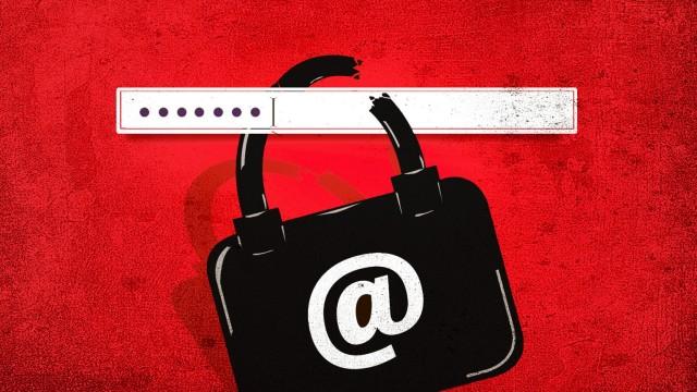 Cybersicherheit Internetkriminalität