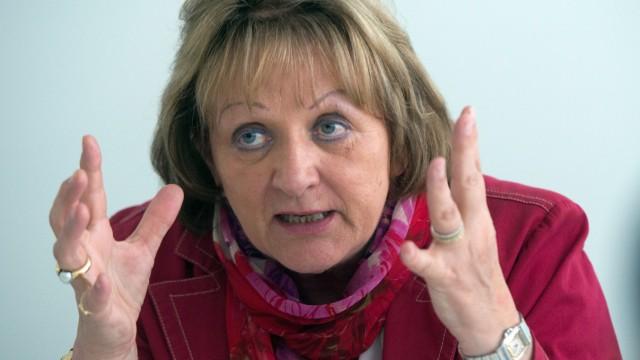 Bundesjustizministerin Sabine Leutheusser-Schnarrenberger
