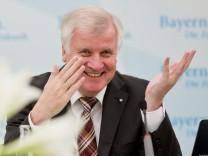 Kabinettssitzung in Nürnberg