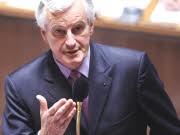 Barnier, AFP