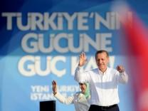 Erdoğan Türkei Wahl