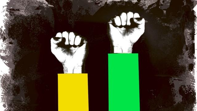Grüne Ein Jahr nach der Bundestagswahl