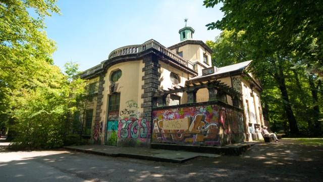 München Belebung der Isar