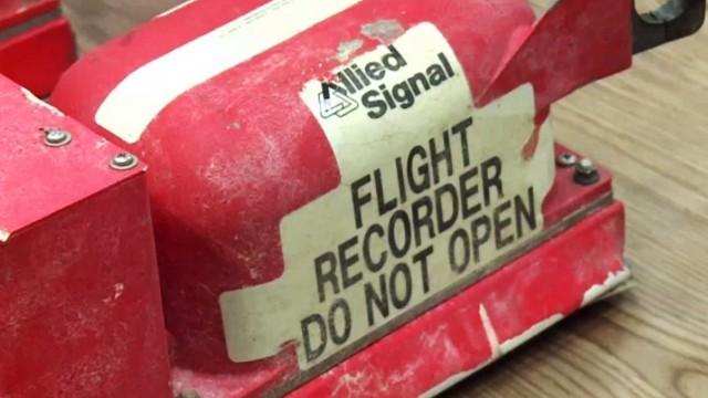 Malaysia Airlines MH17 Absturz von MH17