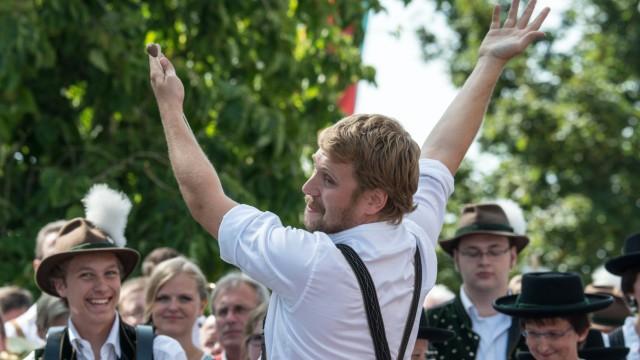 Stefan Dettl erhält Dialektpreis