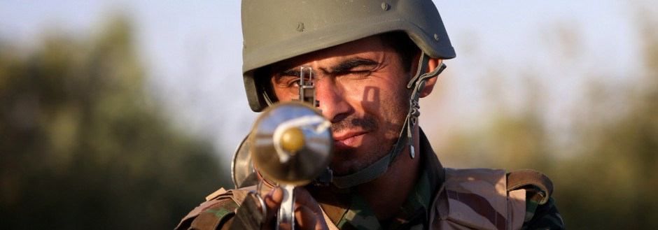 Islamischer Staat Terrormiliz in Irak und Syrien