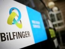 Bilfinger-Aufsichtsrat - Pressegespräch