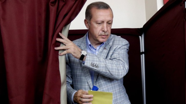Presidental elections in Turkey