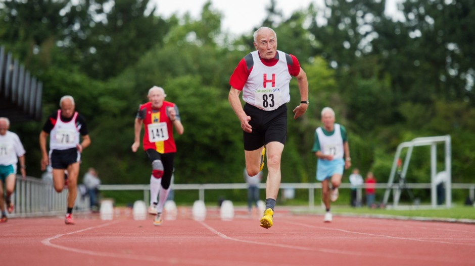 Leichtathletik Deutsche Meisterschaft Senioren