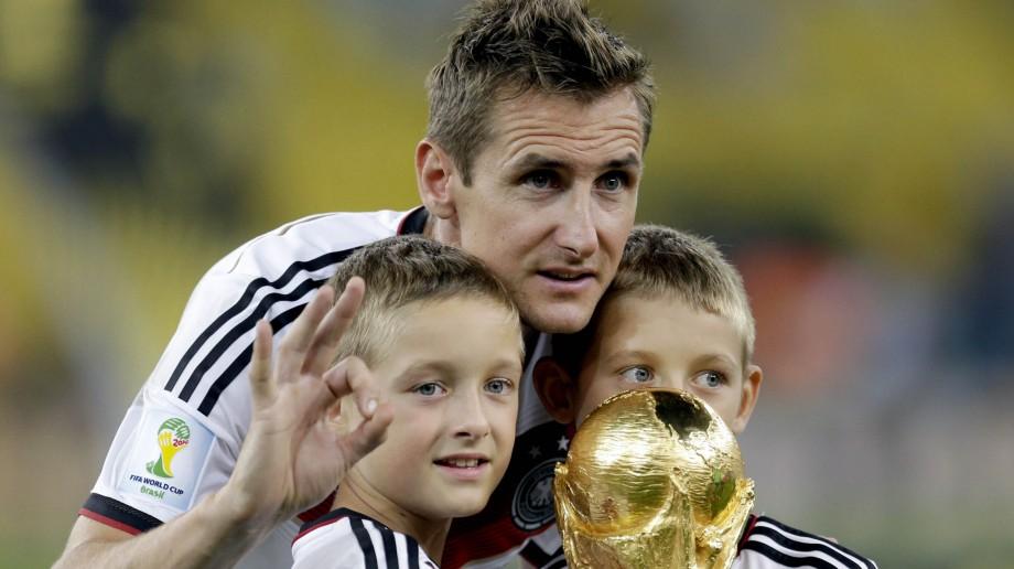 Deutsche Nationalmannschaft DFB-Rücktritt von Miroslav Klose