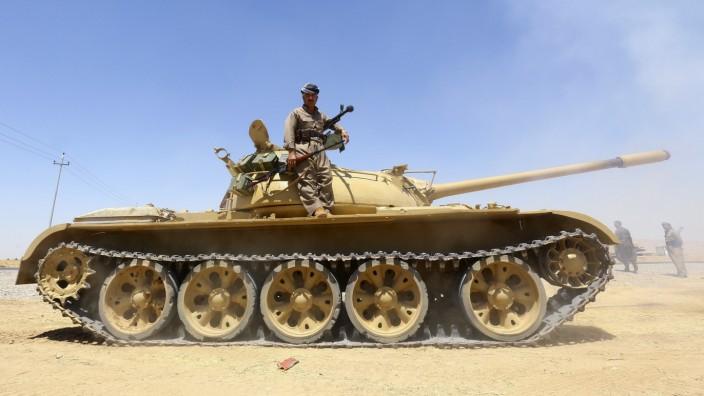 Irak Kurden Waffen