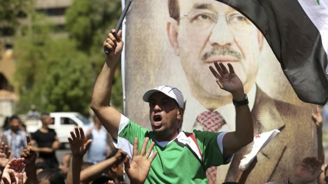 Thema des Tages Machtkampf im Irak