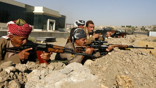 Islamic State Jihadists expand foothold in northern Iraq