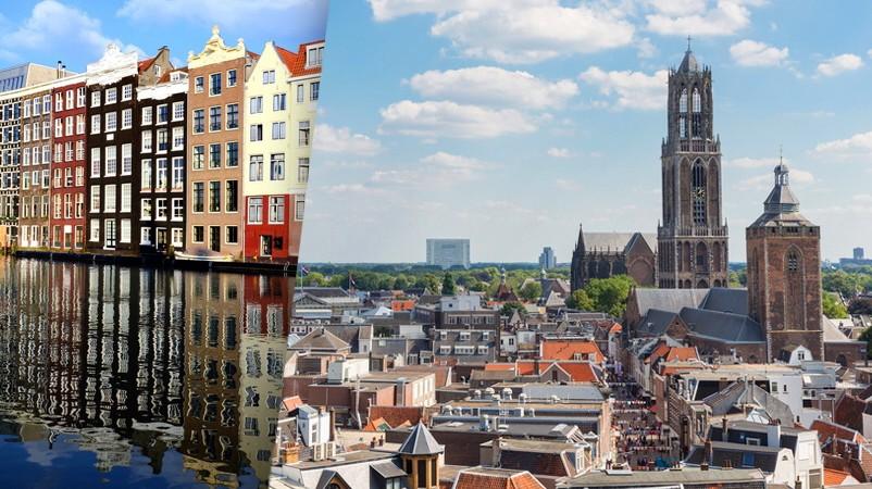 Utrecht - Amsterdam