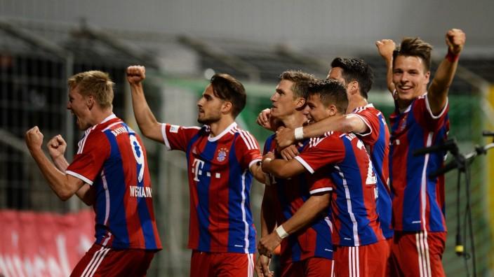 TSV 1860 Muenchen II v FC Bayern Muenchen II - Regionalliga Bayern