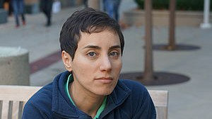 Maryam Mirzakhani erhält Fields-Medaille 2014