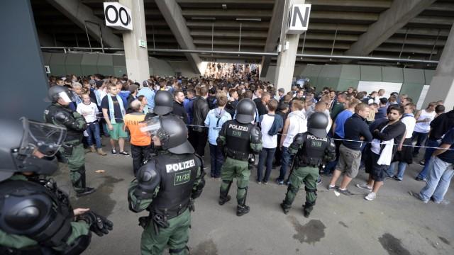 München Sicherheitsvorkehrungen