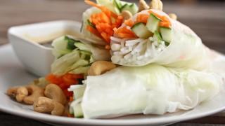 Kochnische Foodblog Sommerrollen