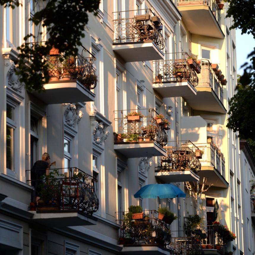 Mini Kühlschrank Für Balkon : Mietrecht was ist auf dem balkon erlaubt stil süddeutsche