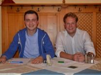 Junge Union, neuer Bundesvorsitzender, Kandidaten, Paul Ziemiak, Benedict Pöttering