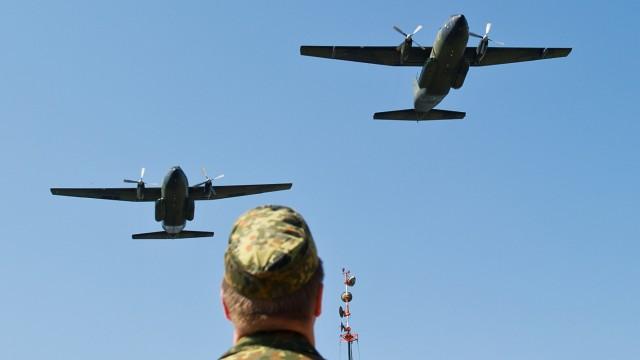 Bundeswehr-Übung 'JAWTEX 2014'