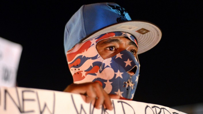 Michael Brown shooting protest