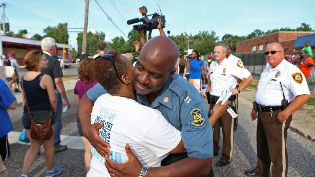 Michael Brown US-Kleinstadt Ferguson nach Tod von Michael Brown
