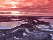 Tundra in Sibirien, AP