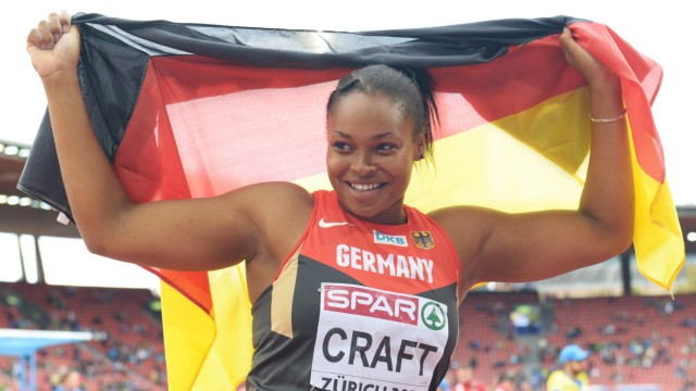 Leichtathletik-EM 2014