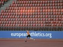 Leichtathletik EM Staffel