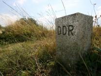 Vom Todesstreifen zum Naturparadies auf dem Warteberg nahe Klettenberg bei Nordhausen