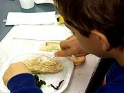 Schule Kantine Essen Mehrwertsteuer