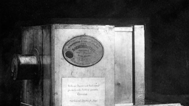 Kamera von Louis Jacques Mandé Daguerre