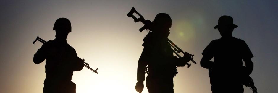 Islamischer Staat Türkei und Kurden im Irak