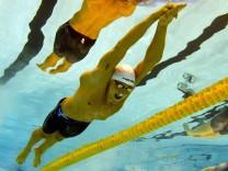 Markus Deibler Schwimmen