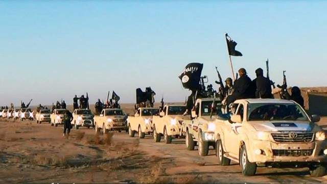 Islamischer Staat Terrormiliz im Nahen Osten