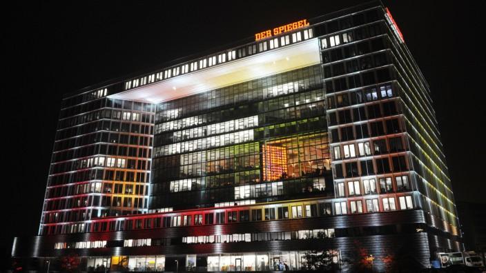 Spiegel-Verlagshaus