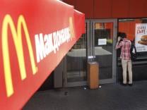 McDonald's Russland