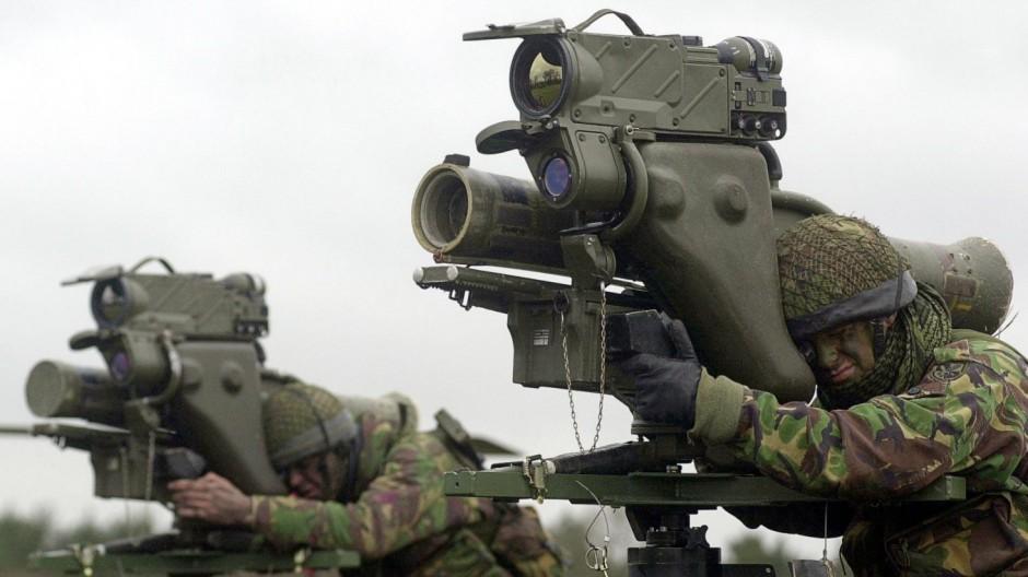 Milan Panzerabwehrrakete