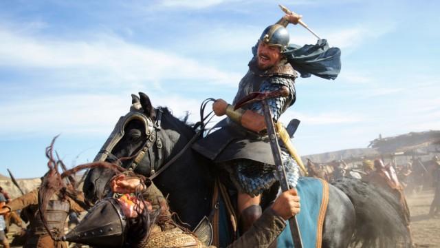 "Moses (Christian Bale) im Historiendrama ""Exodus - Götter und Könige"""