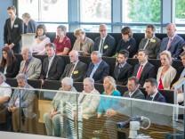 Landtagssondersitzung zu NSU-Bericht