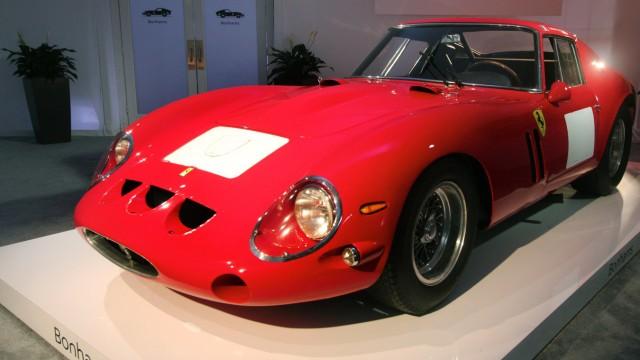Der teuerste Oldtimer der Welt: der Ferrari 250 GTO