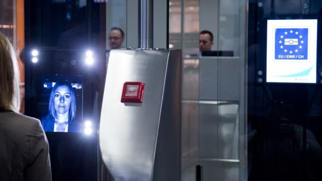 Bundespolizei stellt 'EasyPass' vor